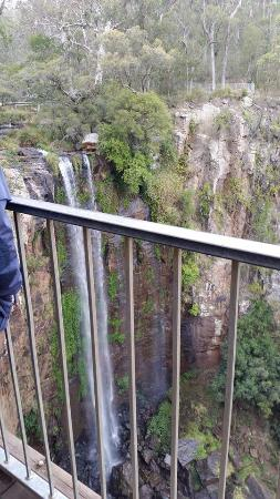 Killarney, Australien: view of the falls