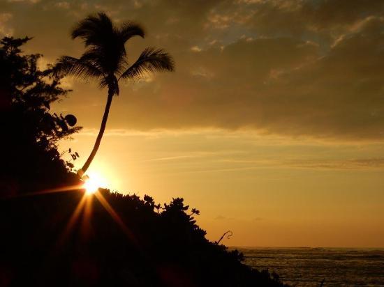 Mokuleia, Hawái: Sunsets on the North Shore, Oahu Hawaii