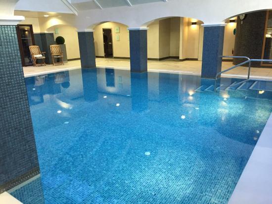 Swimming Pool Picture Of Ettington Park Hotel Alderminster Tripadvisor