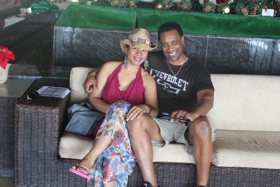 Majestic Elegance Punta Cana: Enjoying life with the wife !