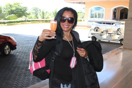 Majestic Elegance Punta Cana: Wifey !