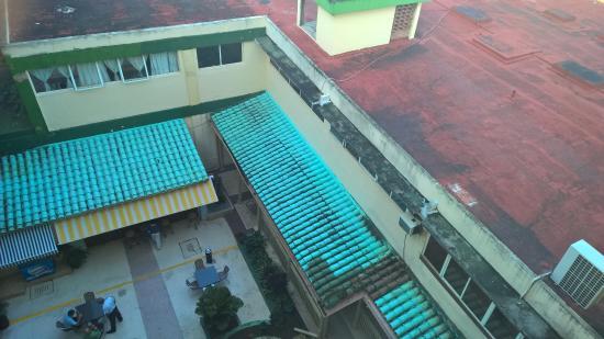 Ciego de Avila Province, Cuba: vista del cortile