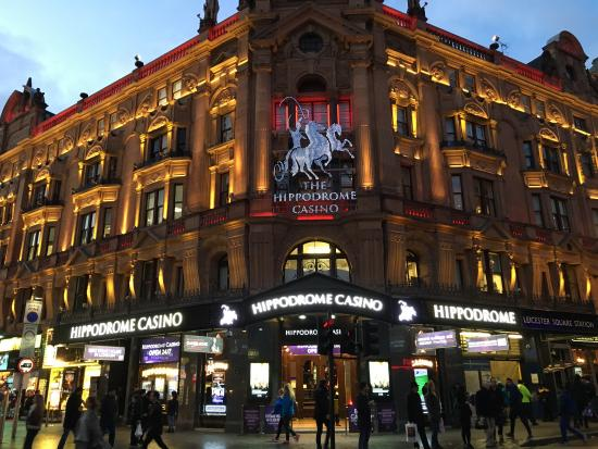 Been to Hippodrome Casino? Share your experiences!