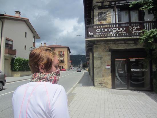 El Palo del Avellano Zubiri: Street view