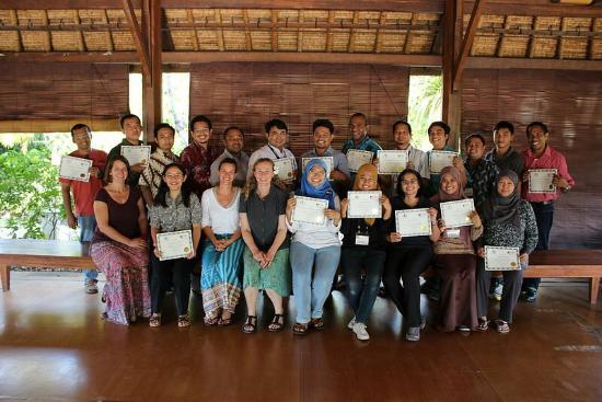 Banyuwedang, อินโดนีเซีย: CSF Training 2015