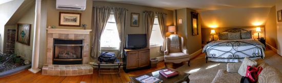 Kennebunkport, ME: Wiscasset Room