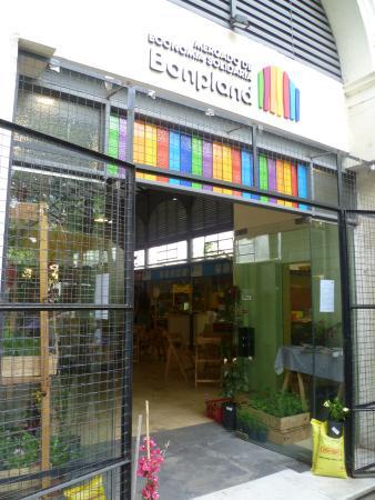 Mercado Solidario Bonpland
