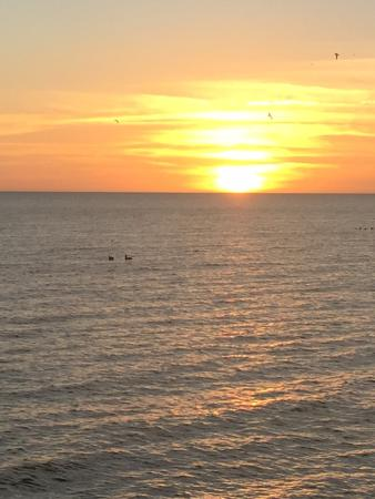Naples Pier : Sunset!