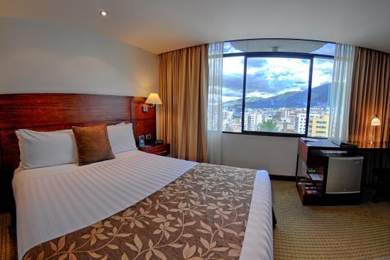 Howard Johnson Hotel Quito: Habitación Sencilla