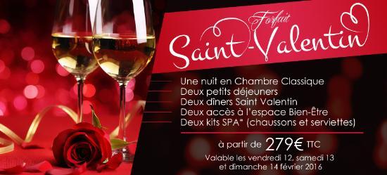 Moissac, Francia: Sejour Saint Valentin 2016