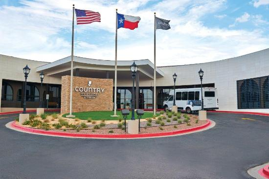 Country Inn & Suites By Carlson, El Paso Sunland Park: Exterior