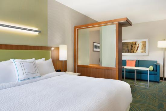 king studio suite picture of springhill suites by marriott rh tripadvisor com
