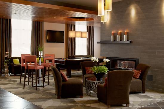 Hyatt House Philadelphia/King of Prussia: Pool Table Lounge