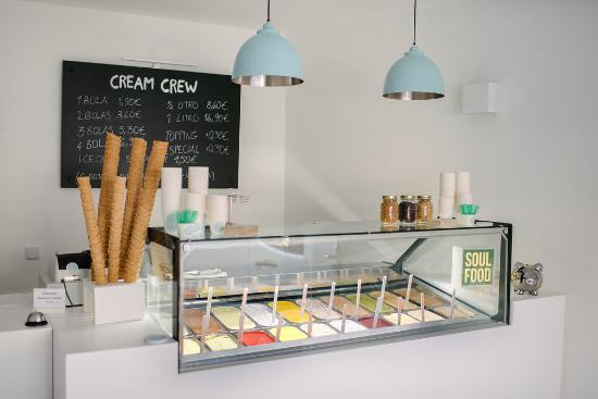 Cream Crew - Vegan Ice Cream
