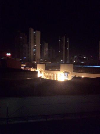 Hotel Itamaraty: vista do hotel