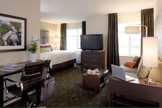 Hyatt House Philadelphia/King of Prussia: Guest Room