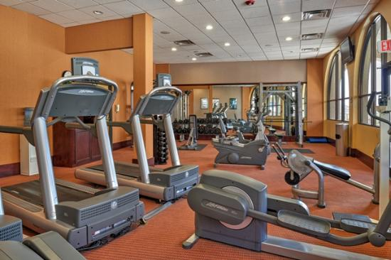 Country Inn & Suites By Carlson, El Paso Sunland Park: Fitness Center