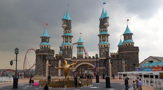 Vialand Theme Park - Picture of Istanbul Clue Daily City Tours, Istanbul - Tr...