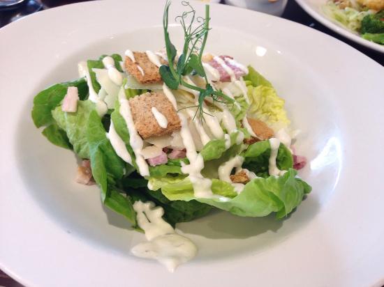 Drogheda, Irlande : Caesar Salad