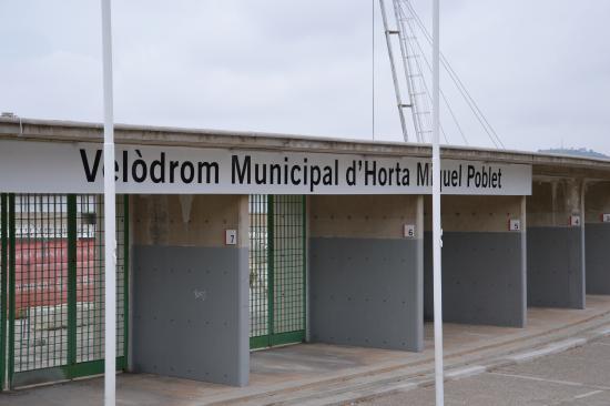 Velódromo de Horta (Velòdrom d'Horta): ingresso