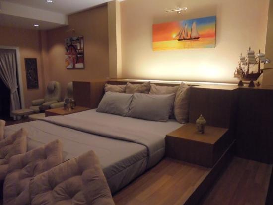 EAGLE VIEW VILLA   KOH SAMUI: Schlafzimmer Marco Polo (Pool Villa)