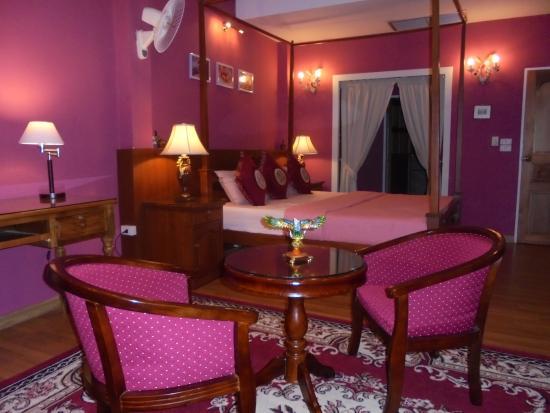 EAGLE VIEW VILLA   KOH SAMUI: Schlafzimmer Lady Godiva (Pool Vila)