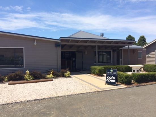 Legana, Australia: entrance