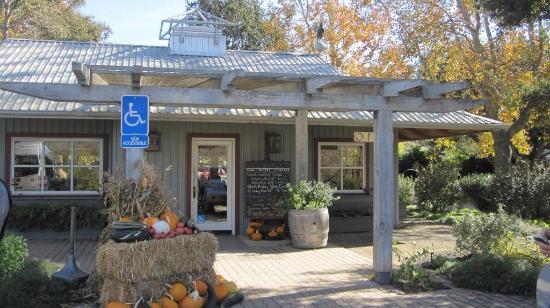 Solvang, CA: Entrance2