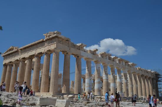 Parthenon-templet