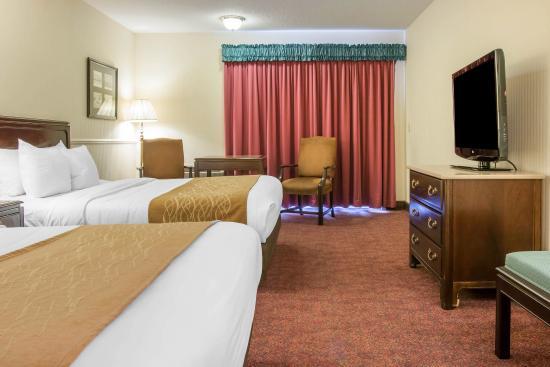 Comfort Inn Lakeside: Guest Room