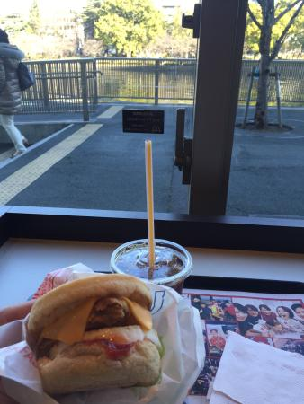 McDonald's Temmabashi Panante