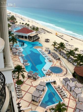 Hyatt Zilara Cancun: view from the Presidential suite