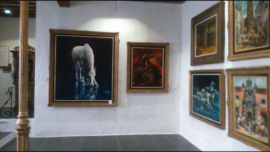 Almodovar del Campo, إسبانيا: Museo