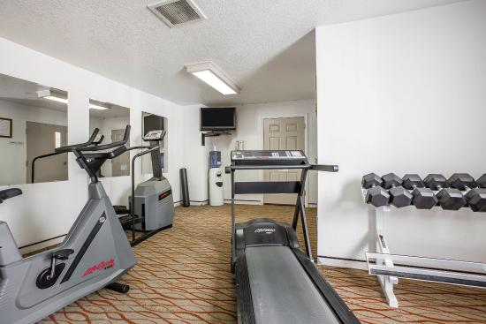 Comfort Inn Mount Shasta Area: Fitness