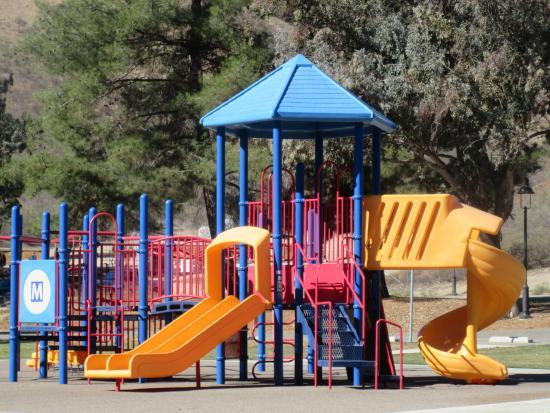 Playground, Tapo Canyon Regional Par, Simi Valley, Ca