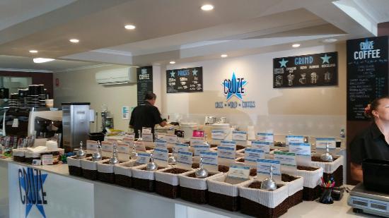 Cruze Coffee: 20160115_013127_large.jpg