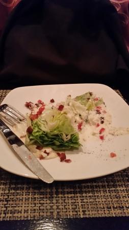 wedge salad picture of mccormick schmick s seafood steaks rh tripadvisor com