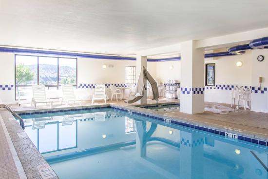Comfort Inn Vail Valley : Pool