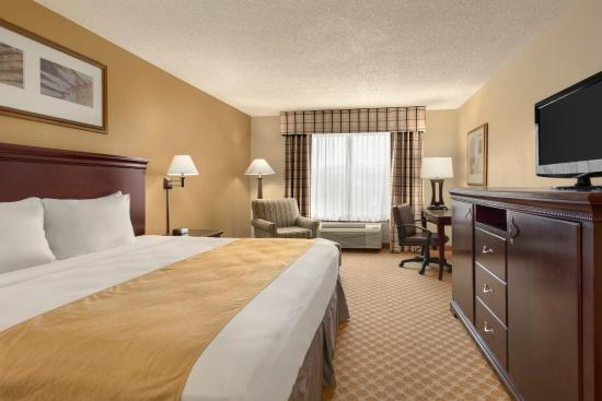 Country Inn & Suites By Carlson, Kingsland : Guest Room