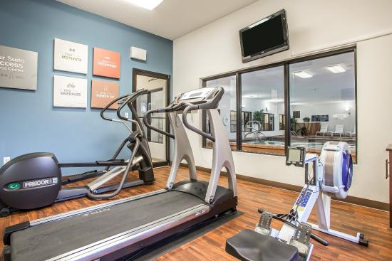 Comfort Suites Jefferson City: Fitness center