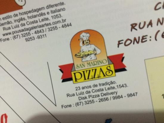 Pizzaria San Marino : photo1.jpg
