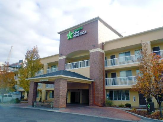 Extended Stay America - Salt Lake City - Sugar House