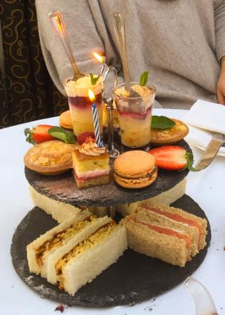 Quorn Country Hotel Afternoon Tea