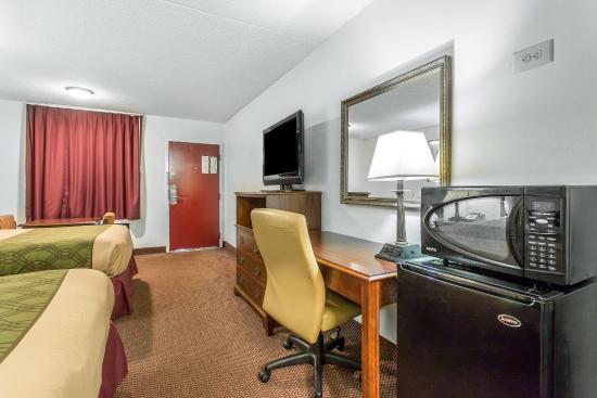 Bishopville, SC: Guest room