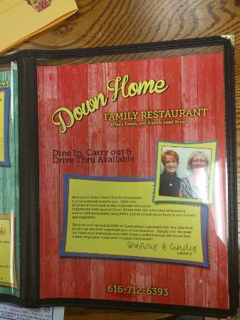 Down Home Family Restaurant