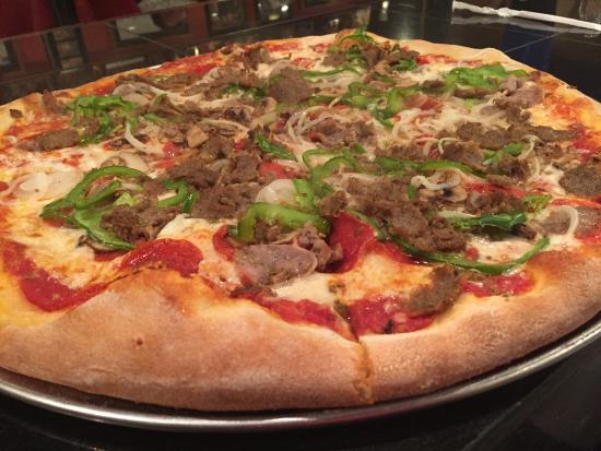 Bella Napoli Pizzeria & Restaurant: Bella Napoli Special