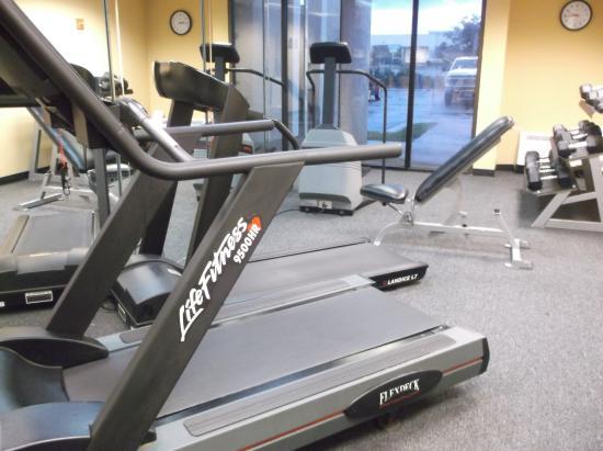 Riverwalk Inn Suites Gym