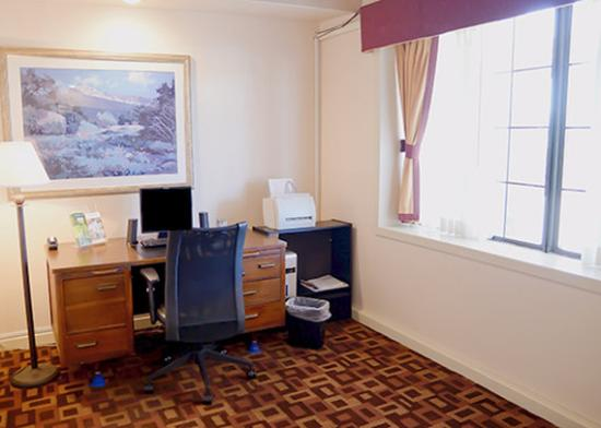 Craig, CO: Hotel Business Center