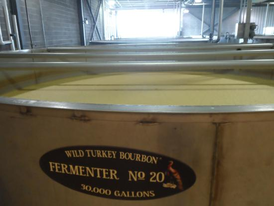 Lawrenceburg, KY: Fermentation Barrels