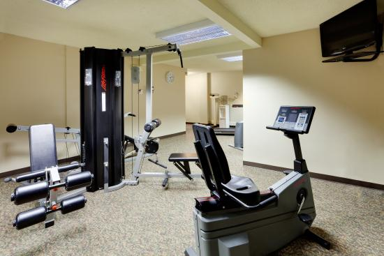 Liverpool, Nova York: Fitness Center